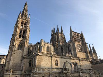 Catedral Burgos Dlademanda mercado
