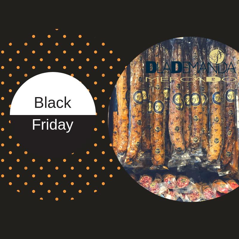 productos típicos de Burgos Black Firiday